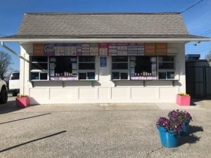 original Hawaiian island snoball Stand, eldersburg md